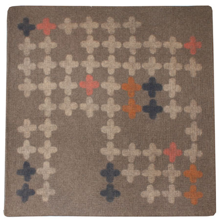 Peace industry rug 5