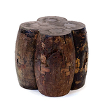 Hudson - reclaimed wood stool_thumb