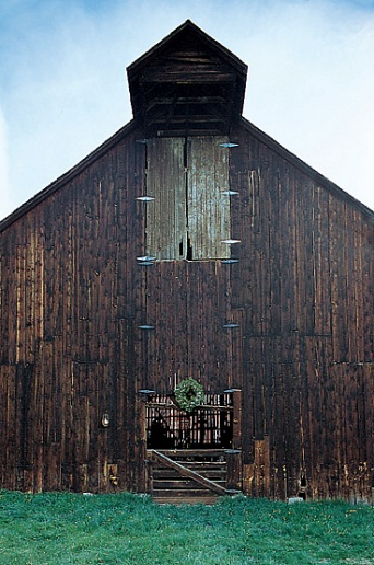 Barn - RL Ranch Colorado - Arch Digest