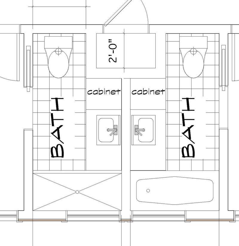 Small Bathroom Floorplans narrow bathroom floor plans   carpetcleaningvirginia