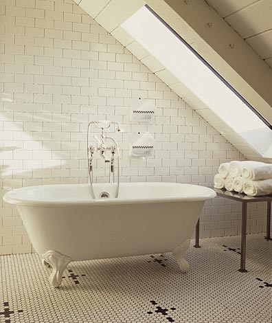 Industrial Chic Bathroom 2 - Erin Martin