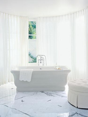 Bathroom - waterworks