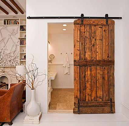 Barn doors - atticmag