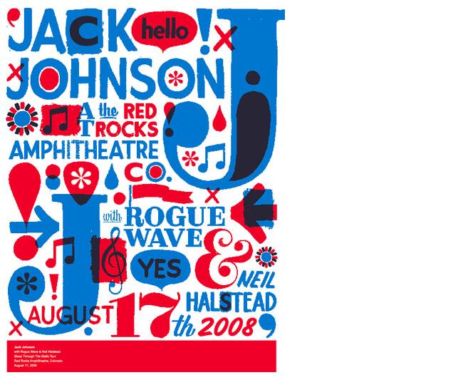 Jeffcanham -jackjohnson poster