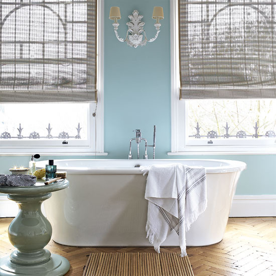 Freestanding tub - housetohome