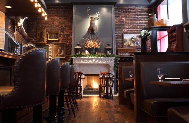 Wayfare tavern - sfgate