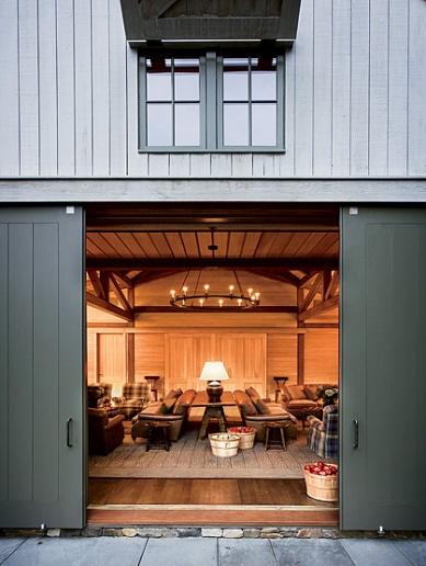 Barn doors - arch digest
