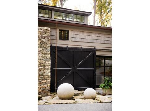 Barn doors - atlanta homes mag