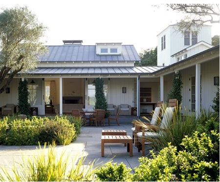 Barn style - remodelista arch; walkerwarnersonoma1