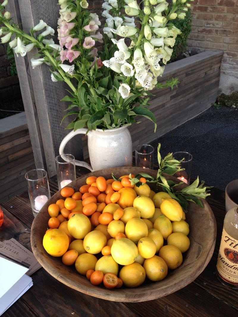 Scribe - Kumquats