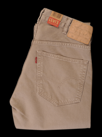 Levi's 519 Bedford pant in Brindle