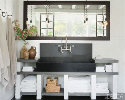 soapstone sinks and other powder room inspirations farmhouseurban
