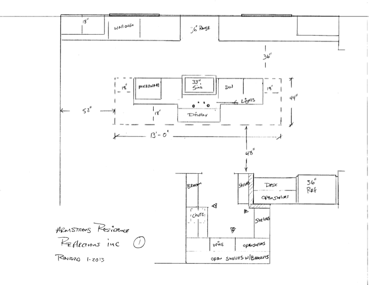 Kitchen floorplan1