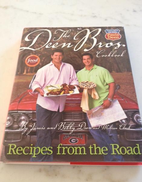 Deen Bros cookbook