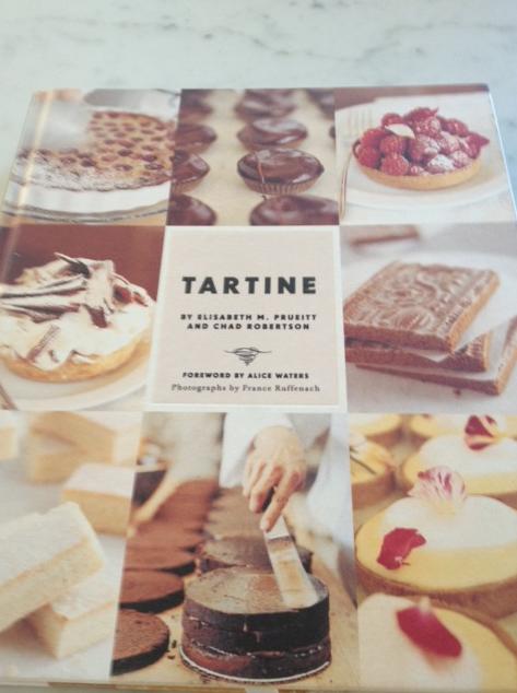 Tartine cookbook