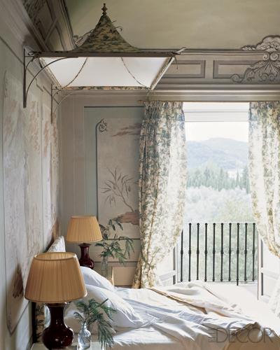 Ferragamo bedroom