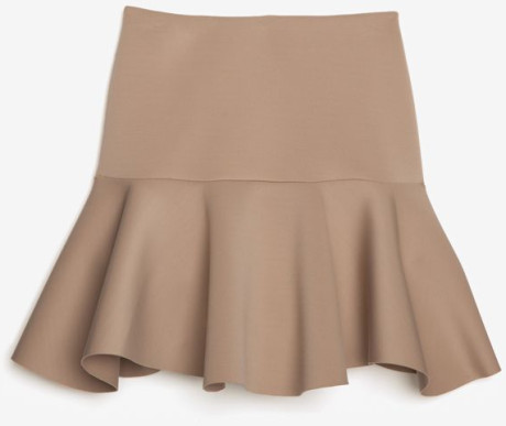 Robert-rodriguez-champagne-techno-fit-flare-skirt-product-1-14345733-994419413_large_flex
