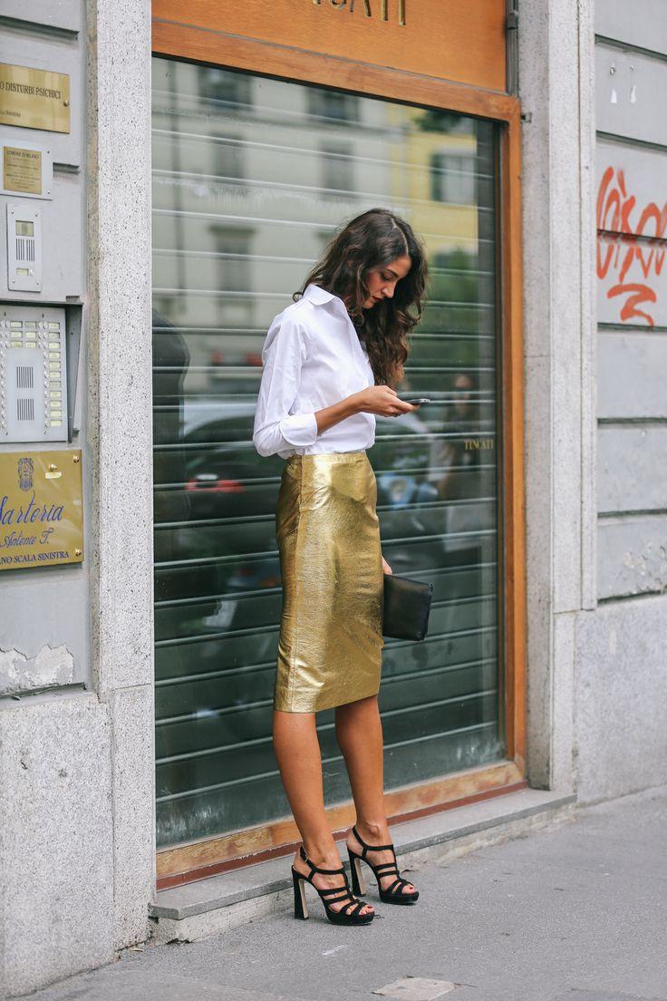 Goldpencilskirt