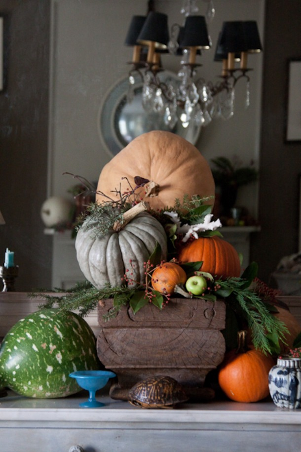 Fall arrangement - TSG
