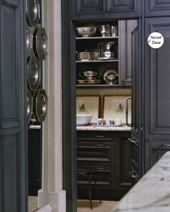 Pewter butlers pantry -evadesigns
