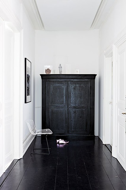 Black-floors